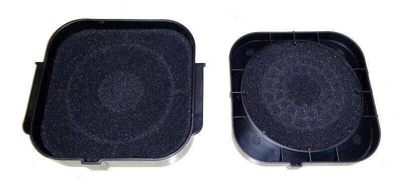 Kazeta vstupního mikrofiltru