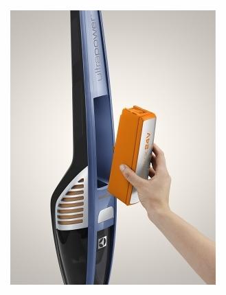 Výmena baterie u vysavače Electrolux UltraPOwer