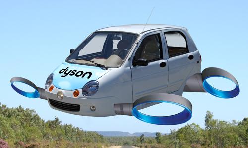 Dyson car 3