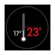 nastavená teplota Dyson HP04