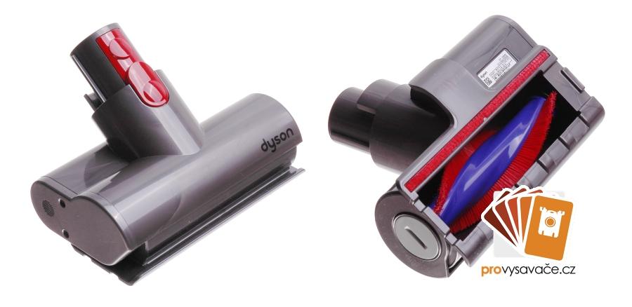 Vysavač Dyson V8 Absolut malý rotační kartáč