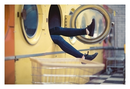 ekologické praní není složité
