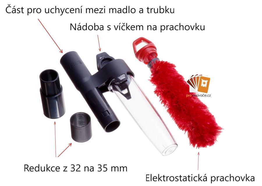 Elektrostatická prachovka