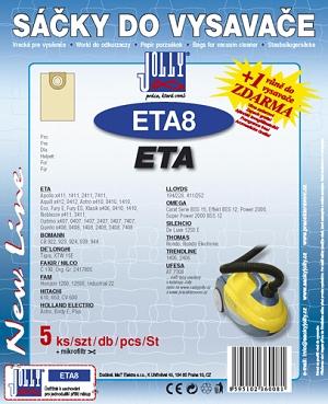 ETA 8 sáčky