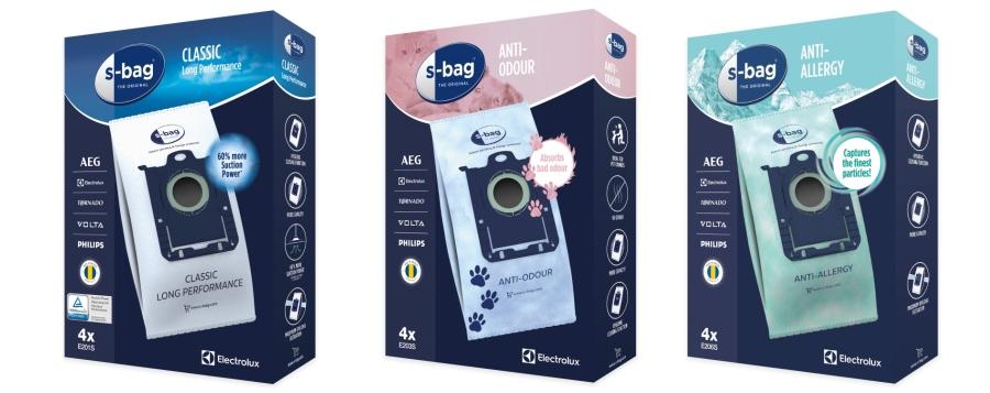 nové obaly sáčků s-bag