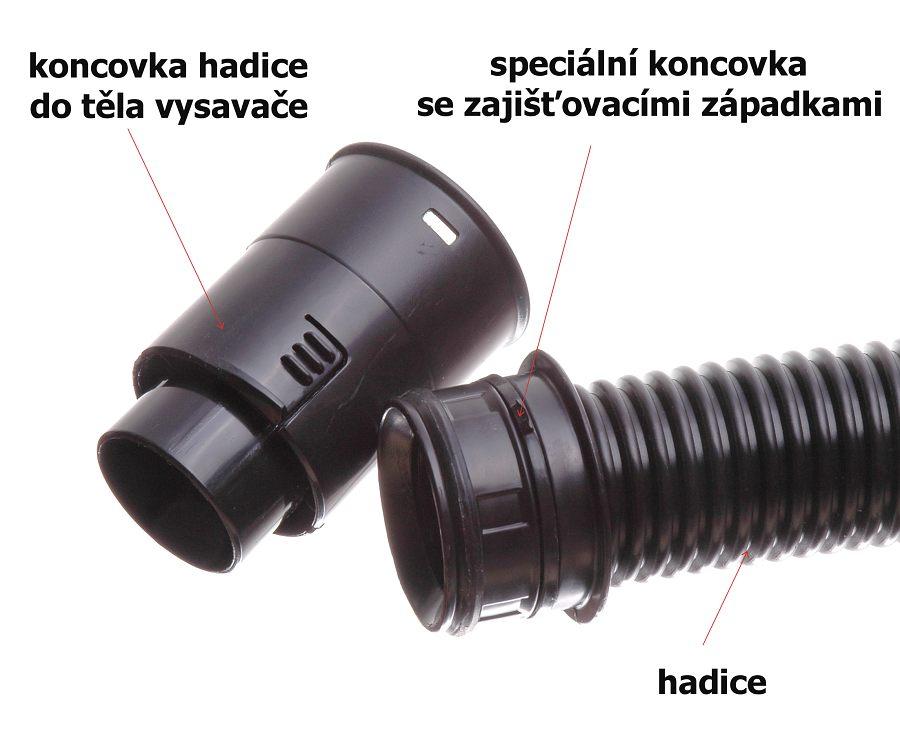 koncovka hadice Concept Spyder