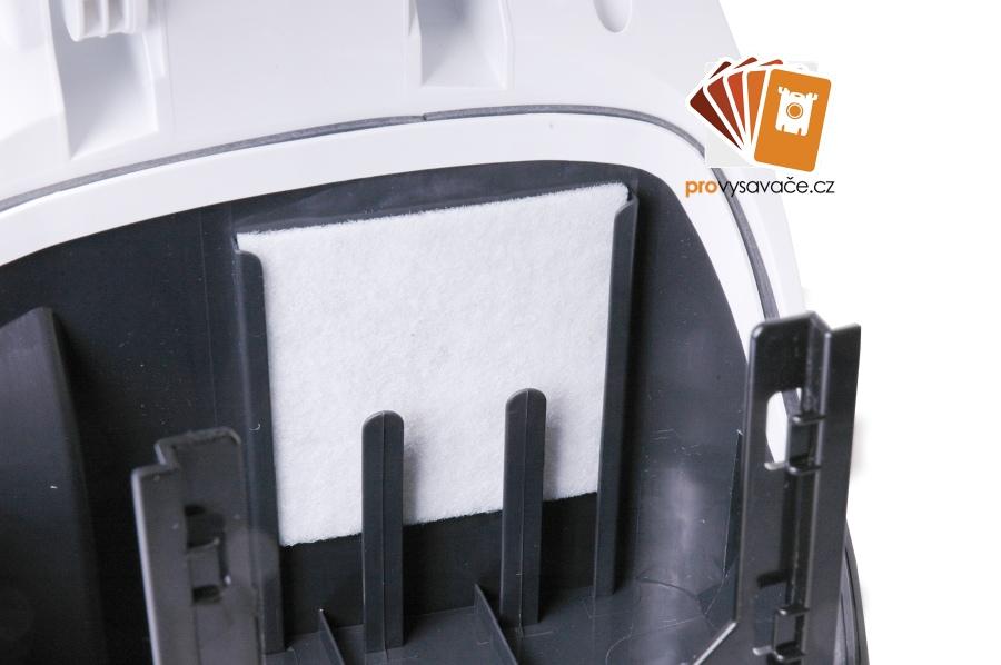 Mikrofiltr Zanussi Compact Go