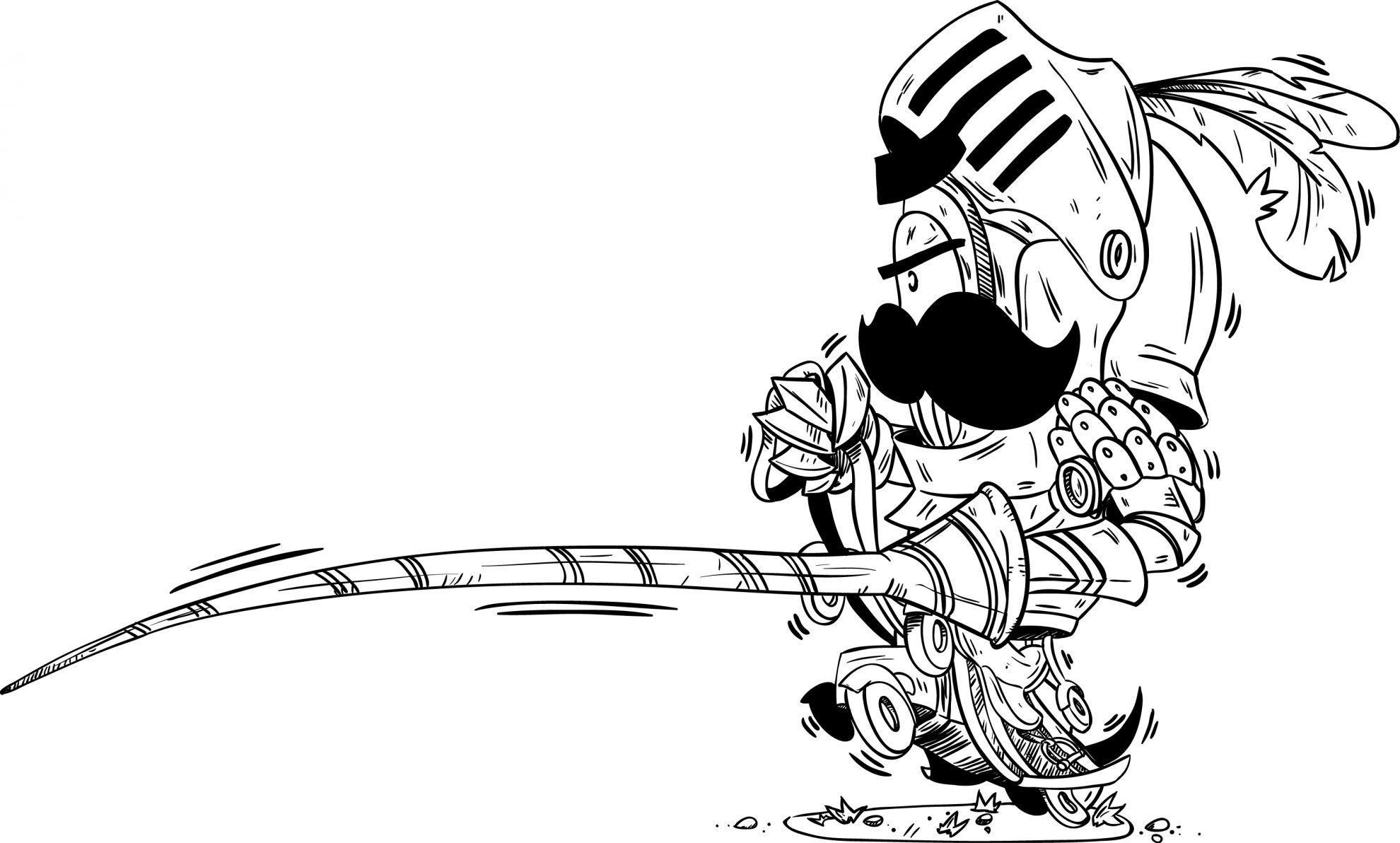 Králův rytíř