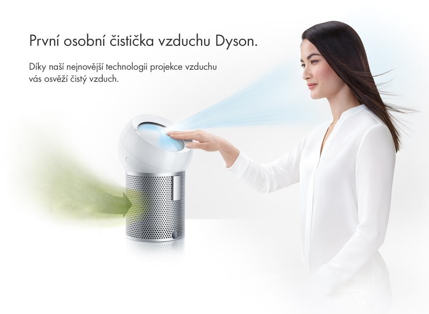 Osobní čistička vzduchu Dyson Pure Cool Me BP01
