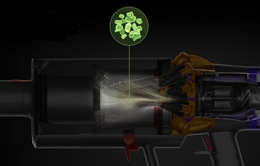 Filtrační síto vysavače Dyson V11