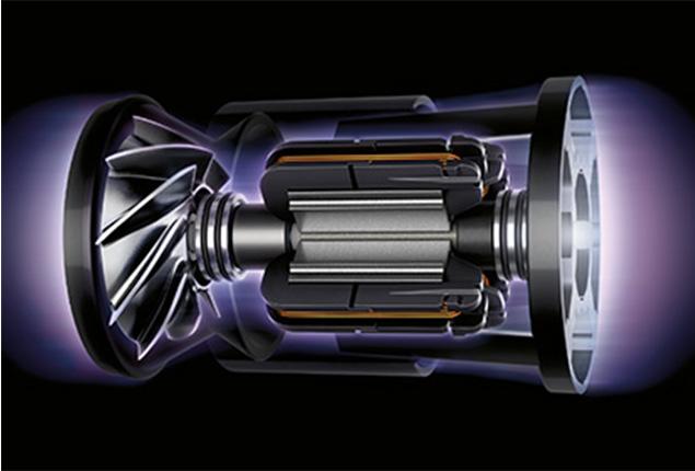Dyson V10 Absolute motor