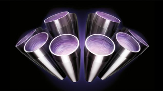 Dyson multicyklonová filtrace