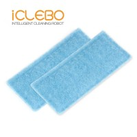 Antibakteriální HEPA filtr pro robotický vysavač iCLEBO Home, Smart, Plus a