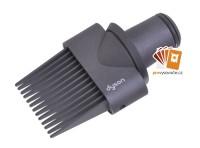 Dyson hřeben se širokými zuby pro Dyson Supersonic DS-969748-01