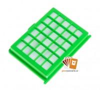 HEPA filtr ZR004501 pro Rowenta Compacteo Ergo pro Rowenta Compacteo Ergo Cyclonic