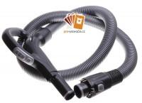 Kompletní sací hadice vysavače Electrolux, elektrická, oválné trubky pro Electrolux ZUS 3922 a