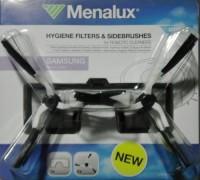 Motorový filtr a 6x metličky pro robotický vysavač Samsung Navirobot serie MRK02