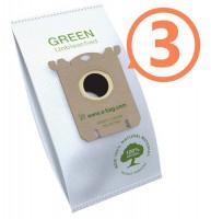 Originální sáčky do vysavače Electrolux E212B S-bag ® GREEN LINE pro Electrolux Essensio ZEO 5400 až 5499