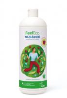 Feel eco prostředek na nádobí s vůní maliny 1 l
