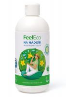 Prostředek na mytí nádobí Feel Eco - Okurka 500ml