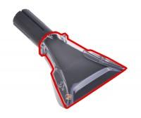 Levně Průhledný kryt tepovací ruční hubice Kärcher 5.130-020.0