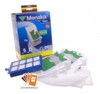 ELECTROLUX textilní sáčky S-bag 1800VP 15ks + HEPA filtr EFH13W a 3x mikrofiltr