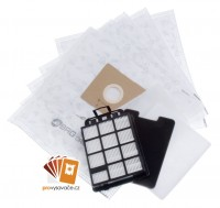 Sada sáčků a filtrů do vysavače ETA Adagio x511