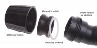 Univerzální rotační turbo kartáč HQ 30 – 40 mm