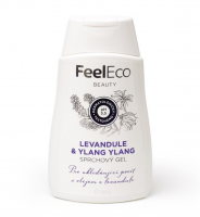 Feel Eco Sprchový gel levandule a ylang-ylang