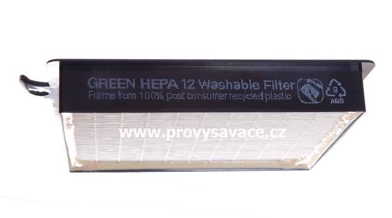 HEPA filtr třídy 12