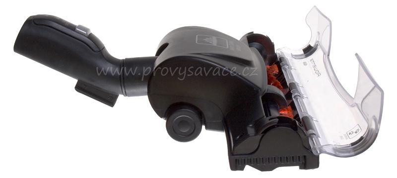 rotační hubice k vysavačům rowenta maxi turbo brush boční strana