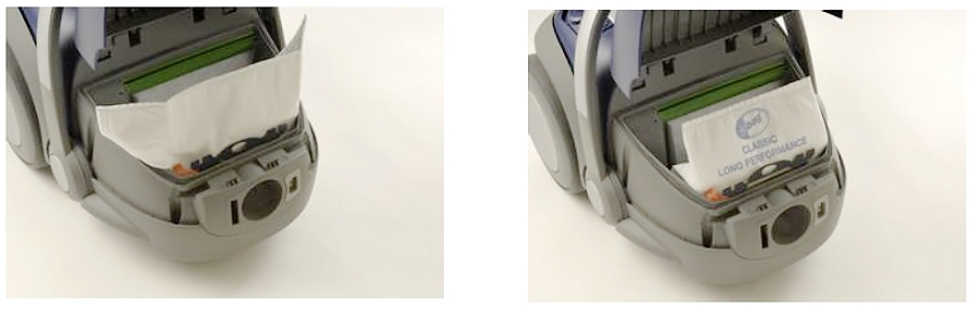 rozdíl mezi plochým a skládaným sáčkem s-bag